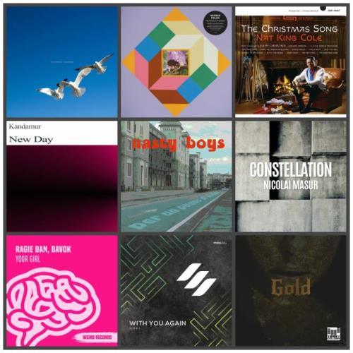 Beatport Music Releases Pack 2424 (2020)