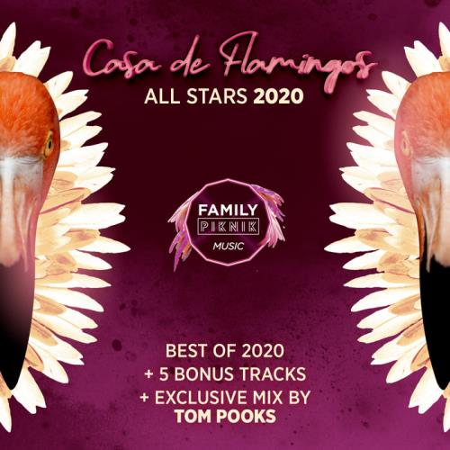 Family Piknik — Casa De Flamingos All Stars 2020 (2020)