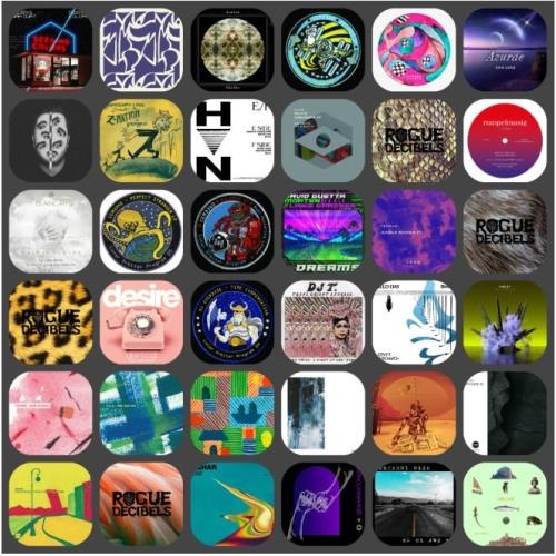 Electronic, Rap, Indie, R&B & Dance Music Collection Pack (2020-12-06)