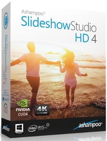 Ashampoo Slideshow Studio HD 4.0.9.3 Final DC 03.12.2020