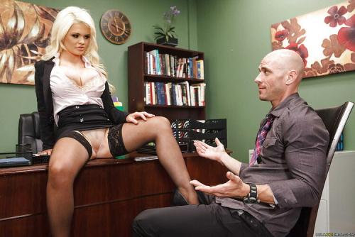 Alexis Ford - Boss Likes the Bad Boys (SD)