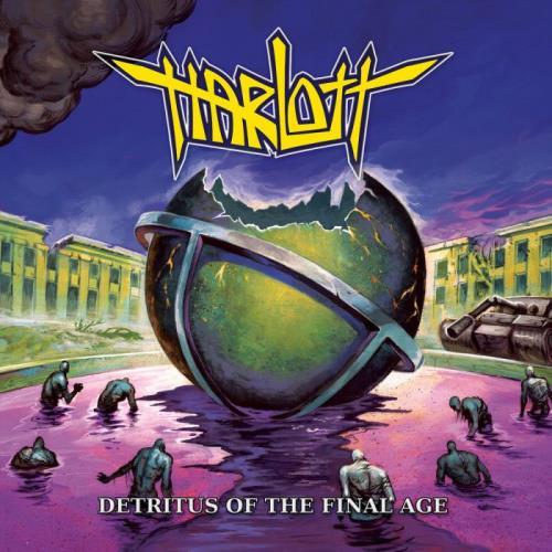 Harlott — Detritus of the Final Age (2020) FLAC