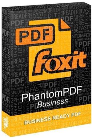 Foxit PhantomPDF Business 10.1.1.37576