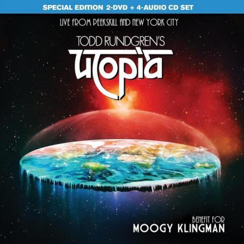 Todd Rundgren's Utopia — Benefit For Moogy Klingman (2020) FLAC