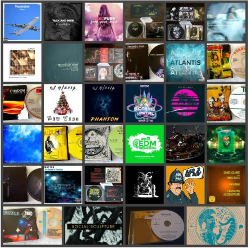 Electronic, Rap, Indie, R&B & Dance Music Collection Pack (2020-12-10)