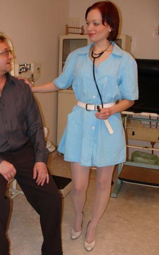 Veronika - The new nurse (SD)