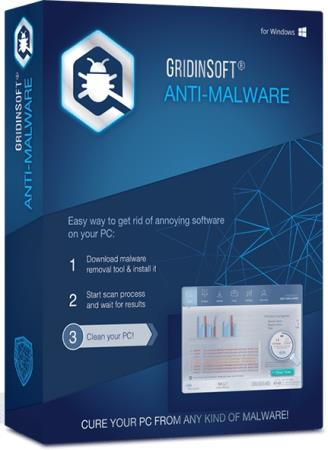 GridinSoft Anti-Malware 4.1.89.5255