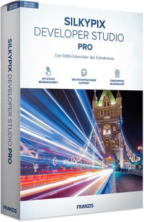 SILKYPIX Developer Studio Pro 10.0.10.0 (RUS/ENG) Portable by conservator