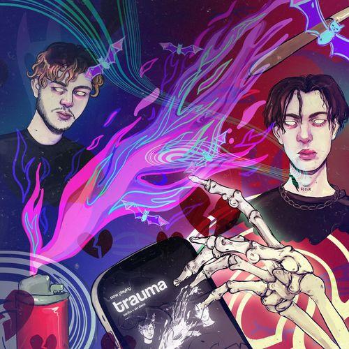 Sanito x Sin Davis - Trauma EP (2020)