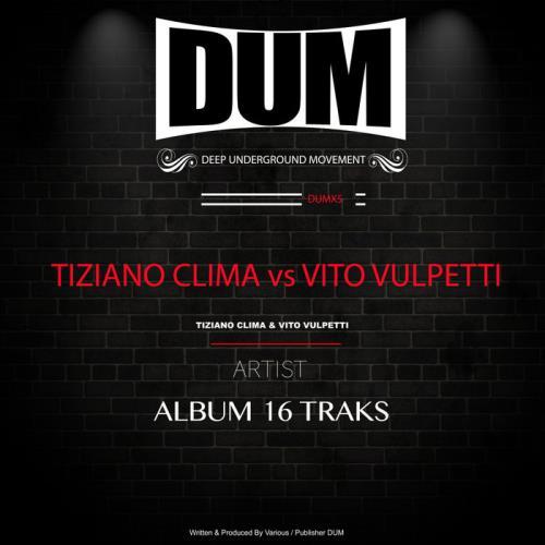 Tiziano Clima & Vito Vulpetti — Tiziano Clima vs. Vito Vulpetti (2020)