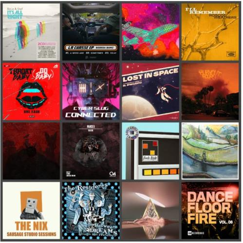 Electronic, Rap, Indie, R&B & Dance Music Collection Pack (2020-12-19)