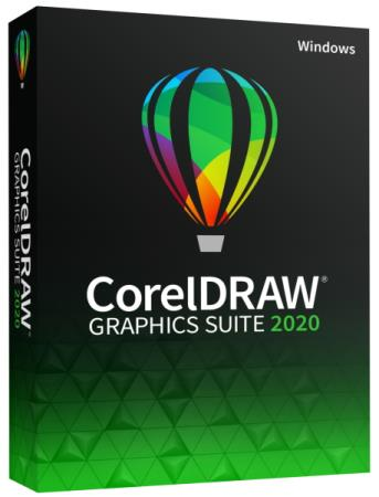 CorelDRAW Graphics Suite 2020 22.2.0.532 + Content