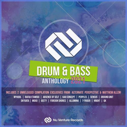 Drum & Bass Anthology: 2021 (2020)