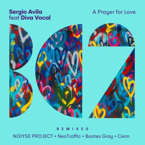 Sergio Avila ft Diva Vocal — A Prayer for Love (2020)