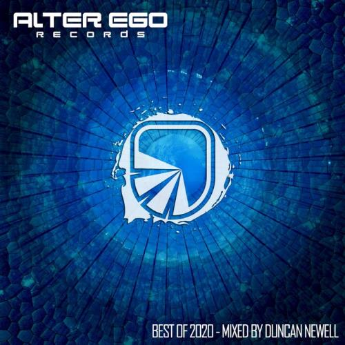 Alter Ego Records: Best Of 2020 (Mixed By Duncan Newell) (2020)