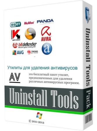 AV Uninstall Tools Pack 2021.05