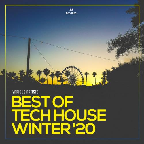 Best Of Tech House Winter '20 (2020)