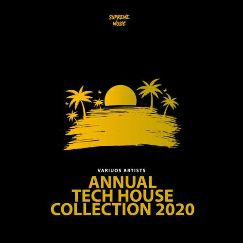 Annual Tech House Collection 2020 (2020)