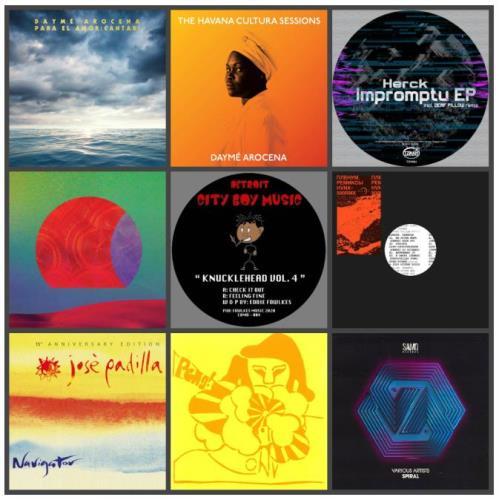 Beatport Music Releases Pack 2430 (2020)