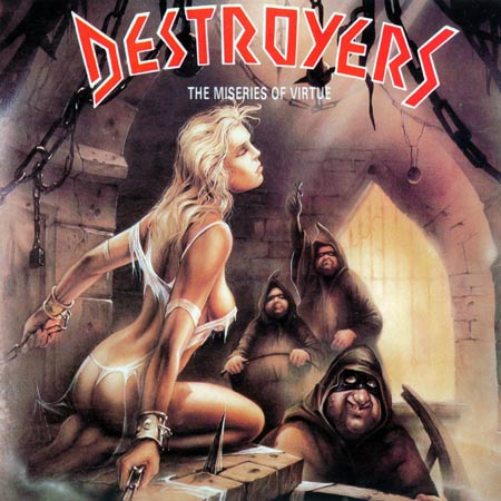 Destroyers — The Miseries of Virtue (2020) FLAC