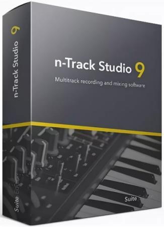 n-Track Studio Suite 9.1.3 Build 3746