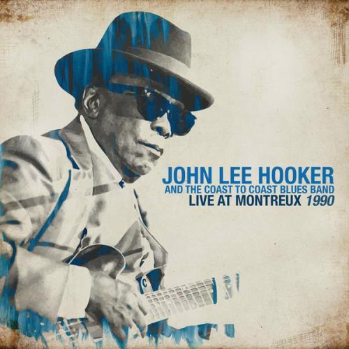 John Lee Hooker — Live At Montreux 1990 (2020)