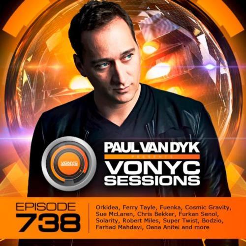 Paul van Dyk — VONYC Sessions 738 (2020-12-24)