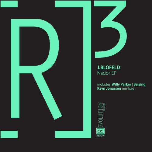J.Blofeld  — Nador EP (2020)