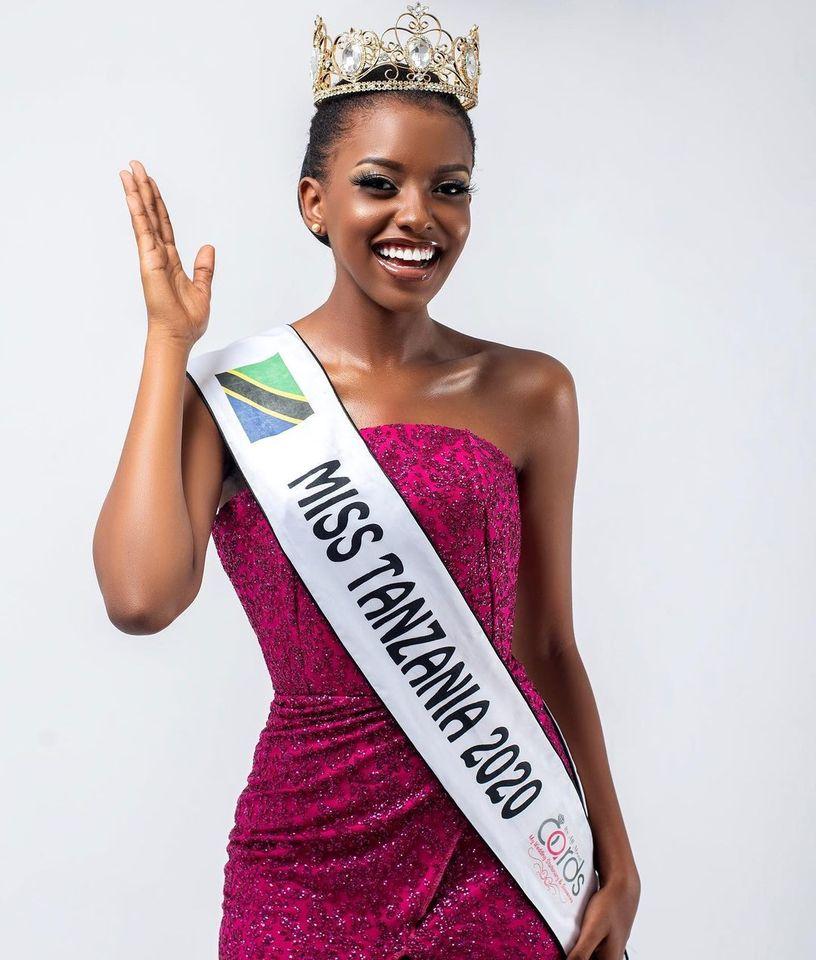 miss tanzania 2020. Diad2z5y