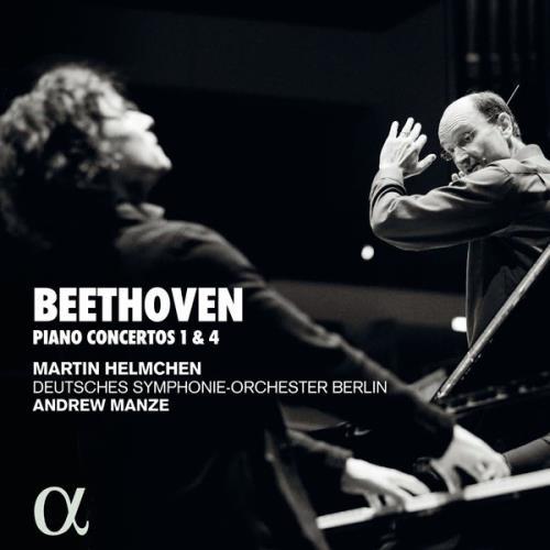 Martin Helmchen — Beethoven: Pianos Concertos 1 & 4 (2020)