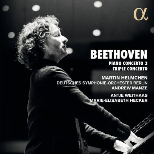 Martin Helmchen — Beethoven: Concerto No.3 & Triple Concerto (2020)