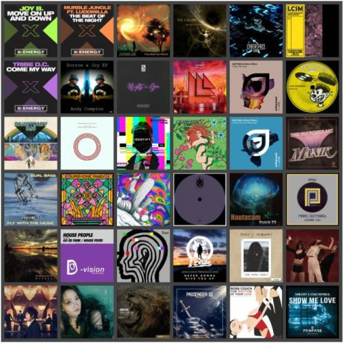 Beatport Music Releases Pack 2440 (2020)