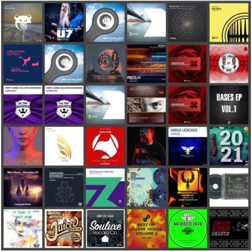 Beatport Music Releases Pack 2444 (2021)