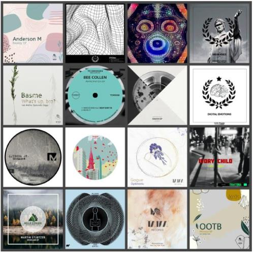 Electronic, Rap, Indie, R&B & Dance Music Collection Pack (2021-01-01)