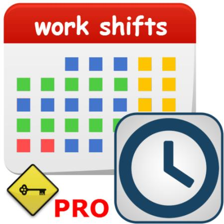 Work Shift Calendar Pro 2.0.2.0 [Android]