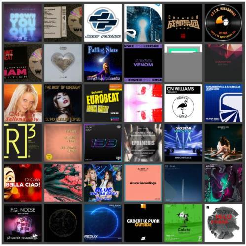 Beatport Music Releases Pack 2450 (2021)