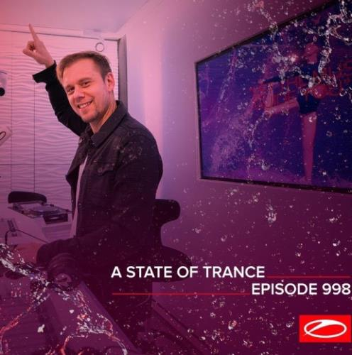 Armin van Buuren — A State of Trance ASOT 998 (2021-01-07)