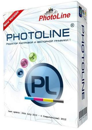 PhotoLine 22.51 + Rus + Portable