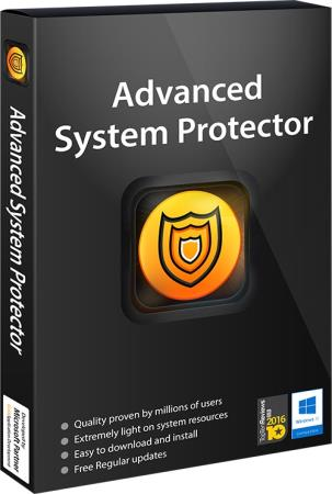 Advanced System Protector 2.3.1001.27010