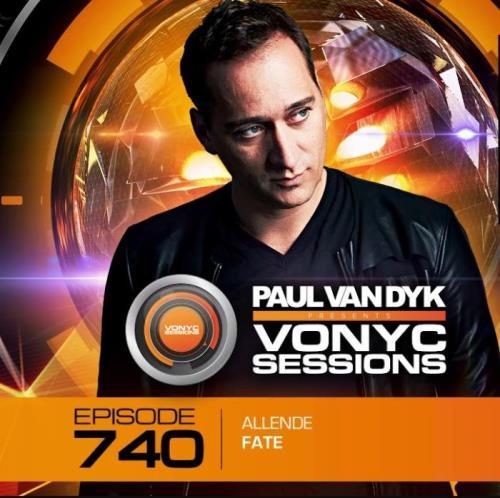 Paul van Dyk — VONYC Sessions 740 (2021-01-08)