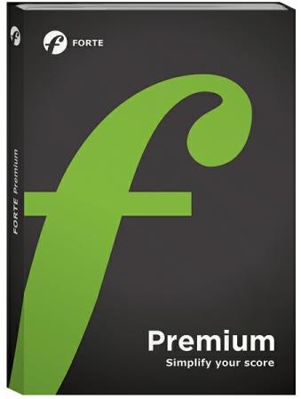 Forte Notation FORTE 12 Premium 12.1.0 + Rus