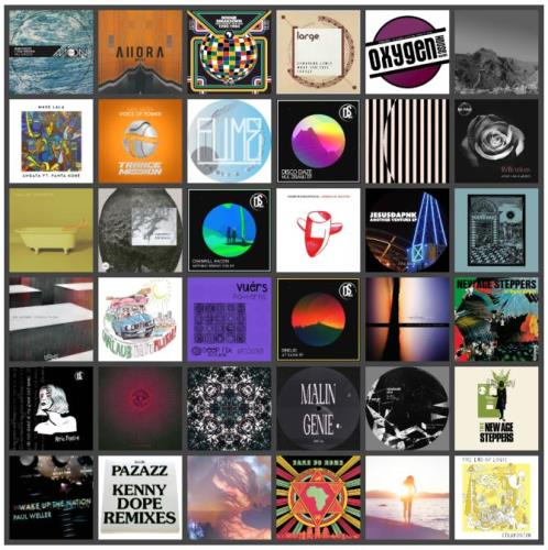 Electronic, Rap, Indie, R&B & Dance Music Collection Pack (2021-01-09)