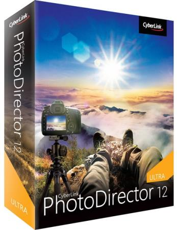 CyberLink PhotoDirector Ultra 12.3.2724.0 + Rus