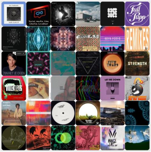 Electronic, Rap, Indie, R&B & Dance Music Collection Pack (2021-01-13)
