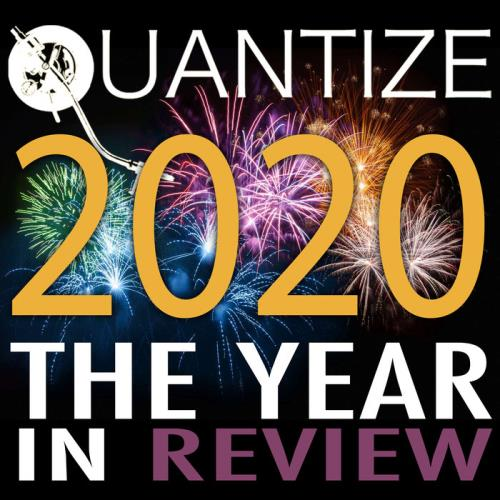 Quantize 2020: The Year In Review (Compiled & Mixed By Thommy Davis) (2021)