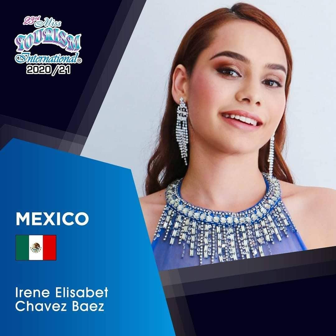 candidatas a miss tourism international 2021. final: 17 january. - Página 2 58rbxdih