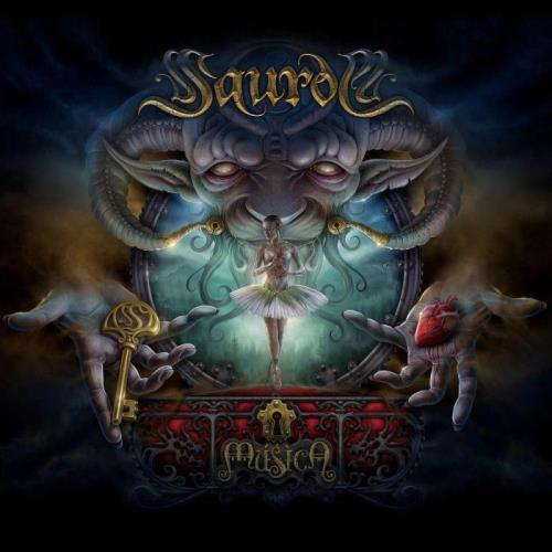 Saurom — Musica (2020)