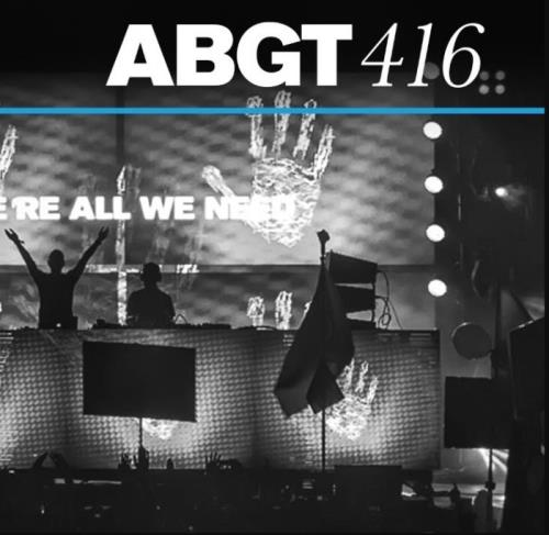 Above & Beyond, Solarstone — Group Therapy ABGT 416 (2021-01-15)