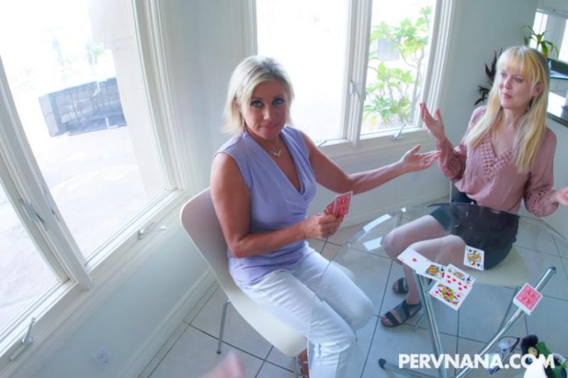 PervNana.com/MYLF.com: Payton Hall, Jamie Foster - Grandmas Friend [HD 720p] (2.04 Gb)
