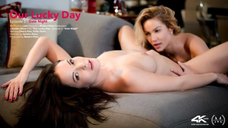 VivThomas.com: Cherry Kiss,, Dolly Diore - Our Lucky Day Episode 2 - Date Night [2K UHD 2160p 4.83 Gb]